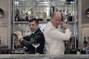 Ago Peroni and Colin Field The Connaught