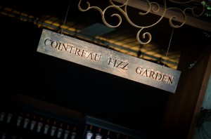 The Cointreau Fizz Garden Party