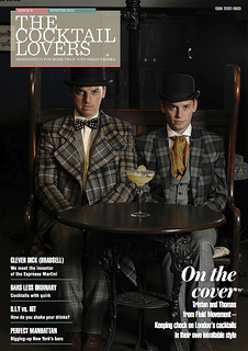 The Cocktail Lovers Magazine Issue 9