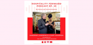 Hospitality Forward with The Cocktail Lovers