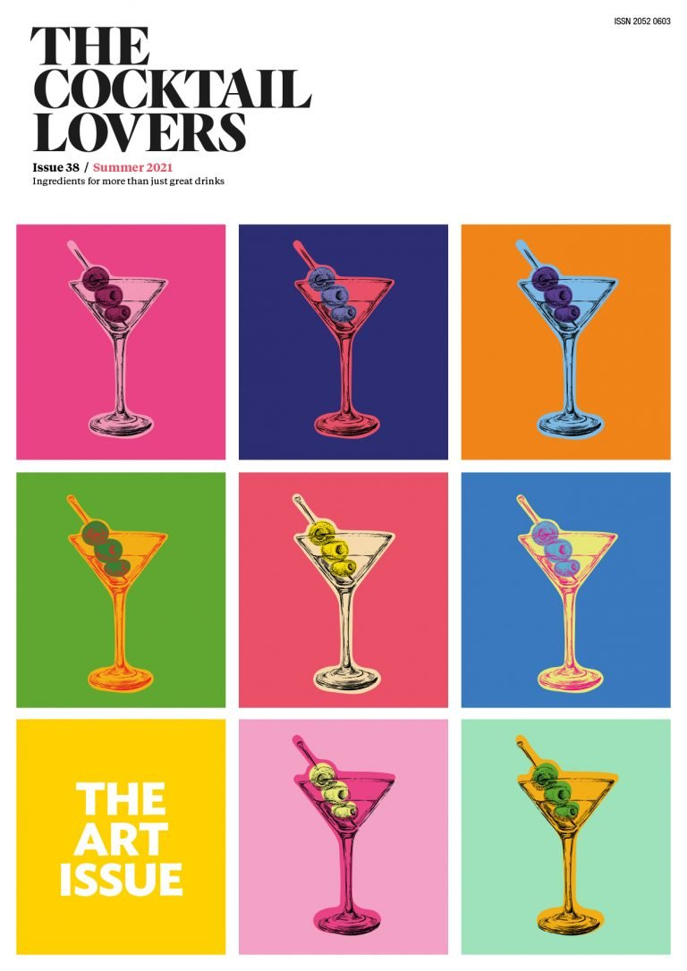 The Cocktail Lovers Magazine Issue 38