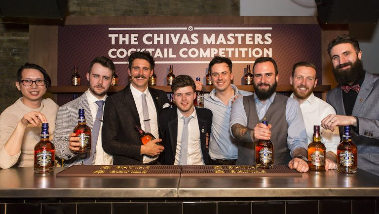 Chivas Masters UK Final Bartenders 2