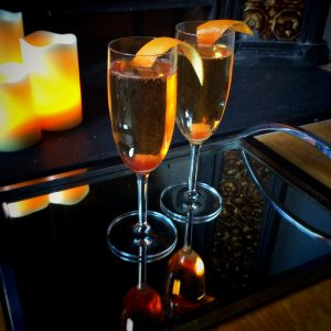 H by Hine Champagne Cocktail
