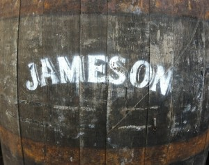 Jameson Irish Whiskey Dublin